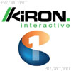 1Click Games Partners with Kiron Interactive - Leading iGaming supplier 1Click Games inks deal with virtual sports games provider - KironInteractive.com / 1ClickGames.com