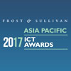 Asia-Pacific's Top ICT Firms Commended At the 2017 Frost & Sullivan ICT Awards - Asia-Pacific's leading ICT firms were announced at Frost & Sullivan's annual ICT Awards held at the Shangri-La hotel in Singapore earlier this evening - ICT-Awards.com / Frost.com
