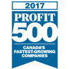 Upstream Works Software Ranks as one of Canada's Fastest-Growing Companies on the 2017 PROFIT 500 - Canadian Business unveils 29th annual list of Canada's Fastest-Growing Companies - PROFIT500.com / UpstreamWorks.com