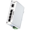 Korenix Launches Industrial 5-port Compact Fast Ethernet Switch for Flexible Harsh Environment Applications - Korenix JetNet 2005 is an Industrial 5-port 10/100Base-TX Ethernet switch. It adopts slim industrial design to save rail space for compact systems - Korenix.com