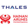 Hainan Airlines Expands Partnership with Thales as its Strategic IFEC Provider - Hainan Airlines, a global SKYTRAX Five-Star airline for seven consecutive years, continue bringing excellence to their passenger experience - HainanAirlines.com / HNAGroup.com / ThalesGroup.com
