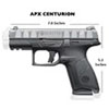 Beretta Introduces New APX Models - APX Compact and APX Centurion - Beretta is pleased to introduce our new APX Compact and APX Centurion pistols - Beretta.com