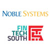 Noble Systems Brings Customer Experience Technologies to FinTech South 2018 - Noble Systems Corporation is bringing its industry-leading customer experience solutions for Contact Center, Workforce Engagement, and Analytics, to this month's FinTech South 2018 event - FinTechSouth.com / NobleSystems.com