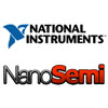 NI and NanoSemi Collaborate on Advanced 5G Test Capability - New machine learning-based linearization software from NanoSemi complements NI solutions for RF power amplifier test - NanoSemiTech.com / NI.com