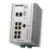 Korenix EN50121-4 Industrial L3 Managed PoE Switch for IP Surveillance Market - Korenix (Beijer Electronics Group) Industrial L3 Managed PoE Switch- JetNet 7310G - Korenix.com
