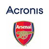 Acronis Announces Technology Partnership with Arsenal Football Club - Acronis has formed a new technology partnership with Arsenal Football Club - Arsenal.com / Acronis.com