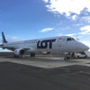 Embraer Extends Pool Agreement to Support LOT's Fleet - Embraer Services & Support and LOT Polish Airlines have signed an extension of the pool agreement to support LOT's fleet of 34 Embraer E-Jets - LOT.com / NAC.dk / Embraer.com