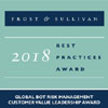 ShieldSquare Commended by Frost & Sullivan for Offering Granular Bot Risk Management through its Real-time Bot Mitigation Solution - ShieldSquare can detect advanced bots exhibiting human-like characteristics that evade traditional bot detection techniques - ShieldSquare.com / Frost.com