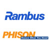 Rambus and Phison Sign Patent License - Rambus, Inc. announced that Phison, a global leader in NAND Flash controller IC and storage solutions, has signed a patent license agreement - Phison.com / Rambus.com