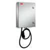 ABB Launches Smart DC Charging System At eMove 360° - Remotely controllable compact DC wallbox, capable of delivering high levels of power directly to a vehicle's battery, will feature at flagship Munich show - emove360.com / ABB.com